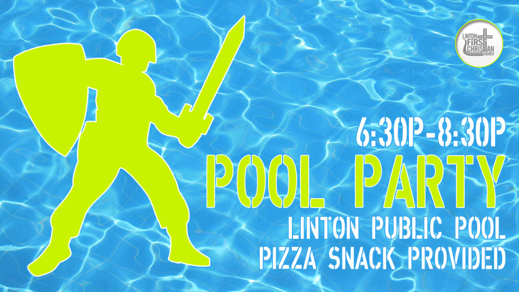 LFCC VBS 2015 Pool Party