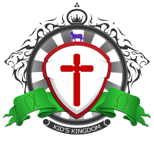 Kid's-Kingdom-FULL-CREST-(GREY-on-WHITE)